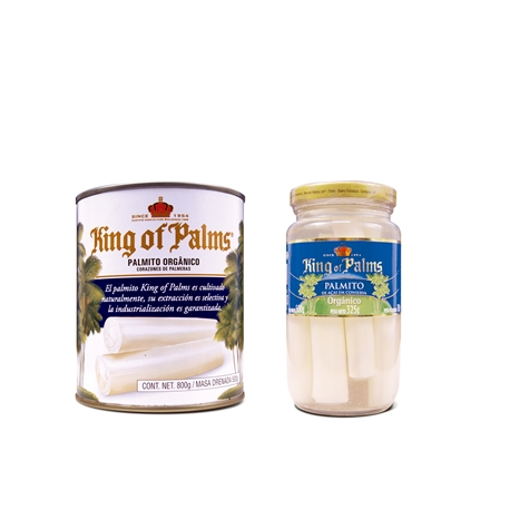 Approved,cooks,gourmets,and,biochemists,the,KING,Palm,PALMS,are,the,first,Brazilian,product,with,seal,biological,agriculture,guarantee,that,identifies,the,world's,purest,food,produced,without,agrochemicals,and,respectful,with,the,environment.,Available,various,shapes,and,sizes,the,cabbage,trees,are,delicious,salads,soups,and,companions,meat,and,fish...